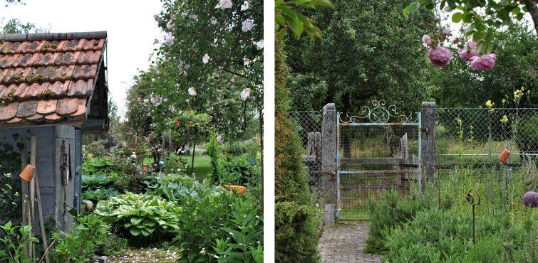 Ein Garten wie aus Omas Zeiten