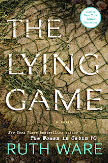Lying Game by Ruth Ware Book Cover