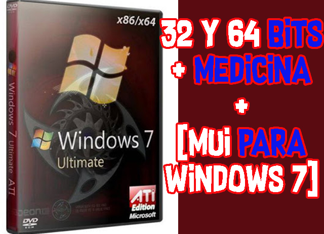 ✅ Windows 7 Ultimate ATI Edition【 32 y 64 Bits 】Español  [ UL - FF ] Windows-7-ultimate-ati-edition-x86-x64-bits
