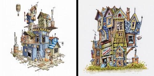 00-Fantasy-Architecture-Brian-brejanz-www-designstack-co