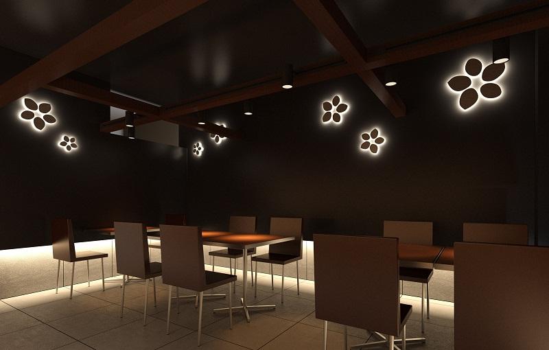 Thiết kế nhà hàng Nhật hiện đại, tinh tế