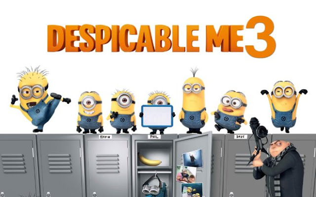 Despicable Me 3 Minions HD Wallpapers