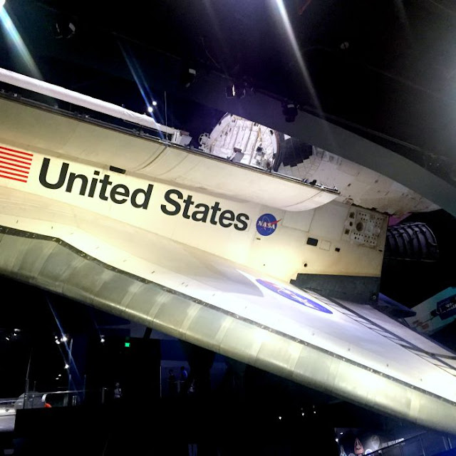 What's So Great About Florida Anyway P2 | Morgan's Milieu: Atlantis space shuttle, amazing.