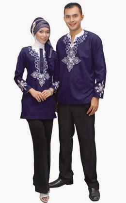 Baju Muslim Sarimbit Model Baru 2015