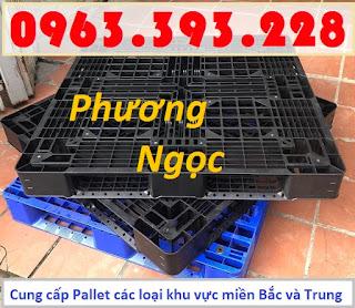Pallet nhựa, pallet kê hàng, pallet nhựa giá rẻ, pallet nhựa nguyên sinh PL2
