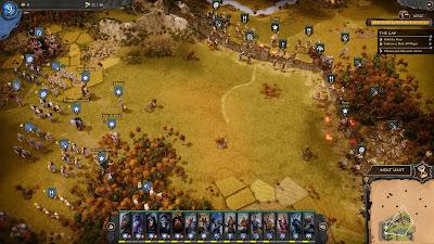 Fantasy General 2 Game Screenshot 8
