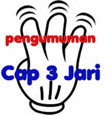 Jadwal Cap 3 Jari Ijazah dan SKHUAMBN MA Annuriyyah