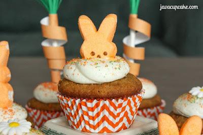 http://javacupcake.com/2013/03/carrot-cupcakes-diy-carrot-toppers/