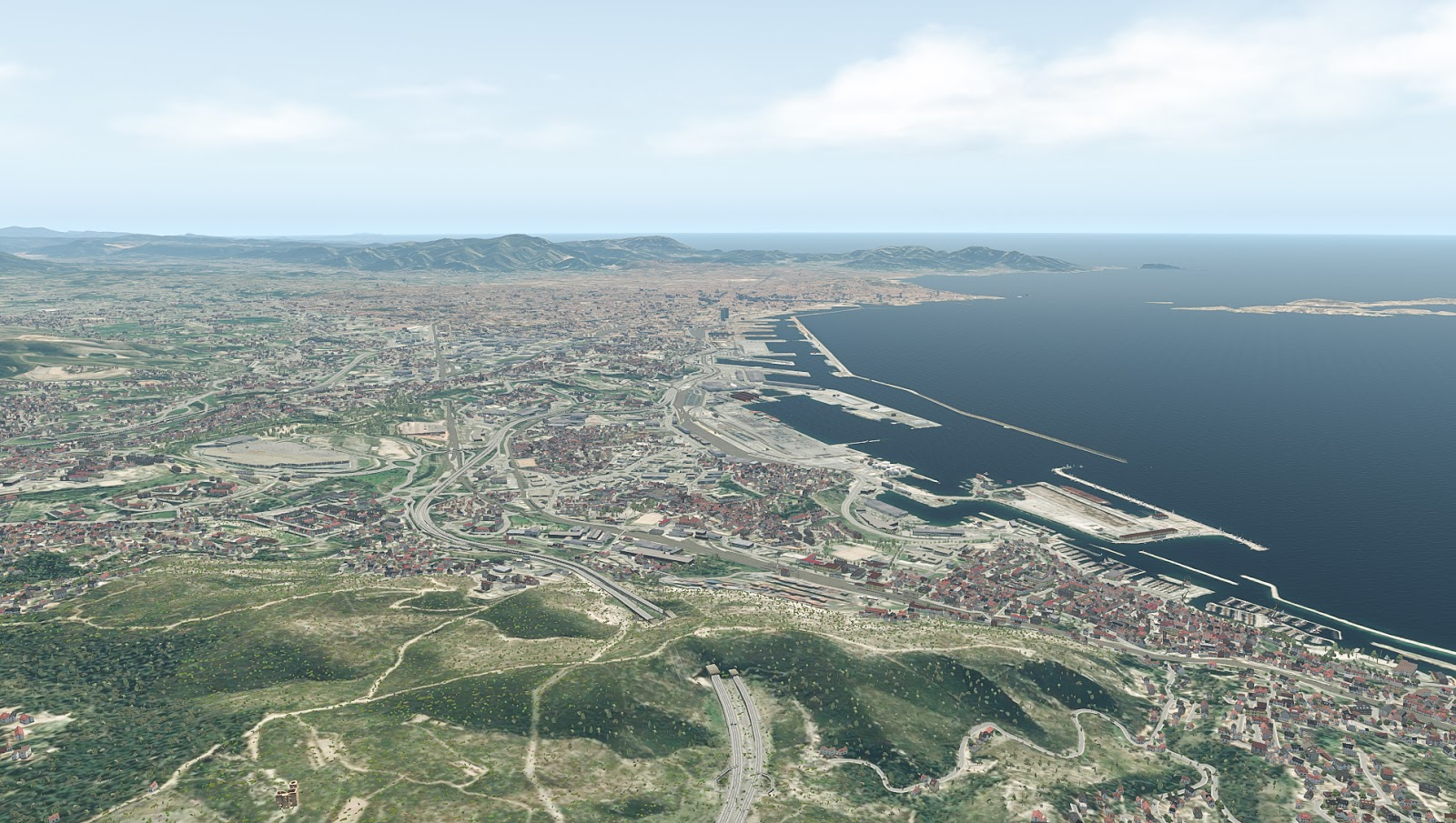 Installed Ortho4XP 1 3