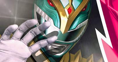 The New Green Ranger