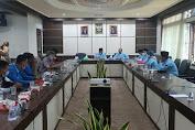 Soal Omnibus Law, SBSI Audiensi Dengan Komisi I DPRD Tebo