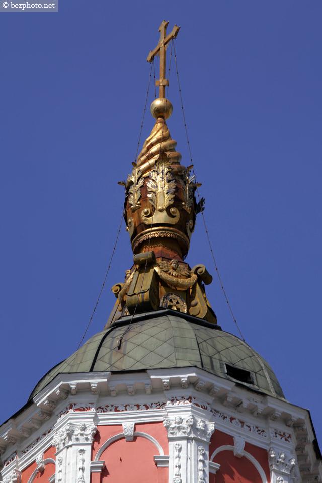 православные храмы москвы фото