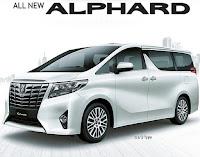 Tempat Kredit Mobil Toyota Alphard