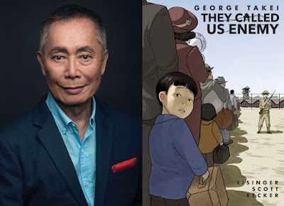 SDCC 2019 George Takei Leads Top Shelf Comics into Comic-Con