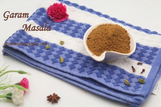 Kerala Garam Masala Recipe