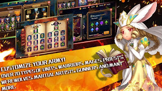 Download Hero Legends - Strategy RPG APK Mod Terbaru