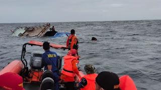 Innalillahi! Detik-detik Calon Wakil Bupati Banggai Laut Meninggal Tenggelam