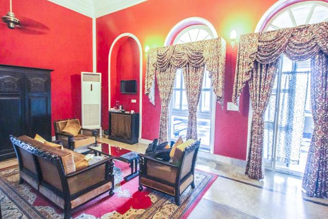 Room of Belgadia Palace