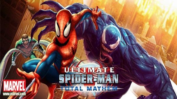 Download Spiderman Total Mayhem Apk Data Game