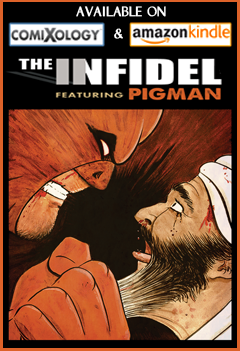 Get The Infidel, featuring Pigman, today