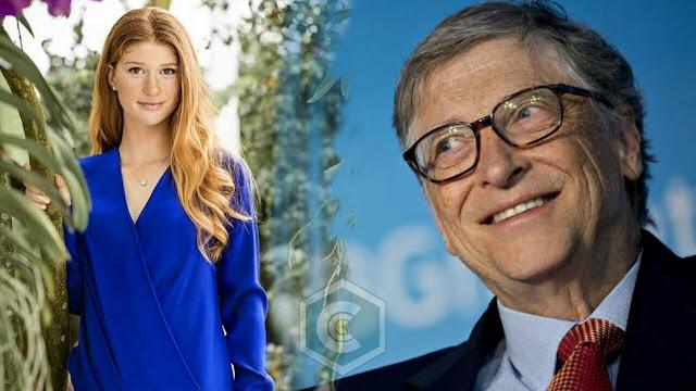 Lamarannya Diterima Jeniffer Gates, Inilah Sosok Calon Menantu Bill Gates