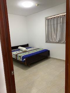 phòng ngủ - chung cư phú lợi d1 phường 7 quận 8