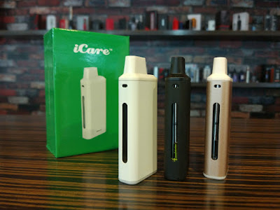 Eleaf iCare is convenient to carry with you everywhere