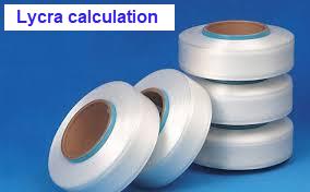 Lycra calculation | Texpedi.com