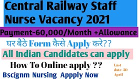 Southern Railway Nursing Superintendent & Other 191 Posts