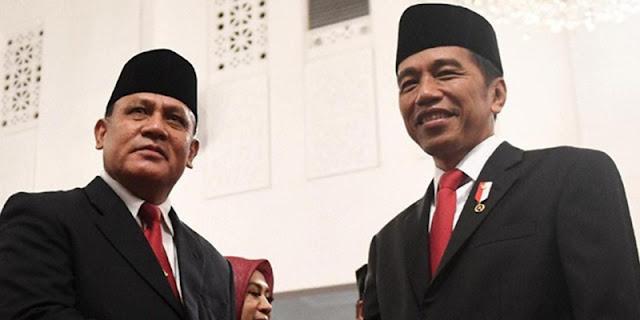 Tersangkakan Aziz Syamsuddin, Natalius Pigai: KPK Tunjukan Jatidiri Pemberantas Korupsi Berintegritas