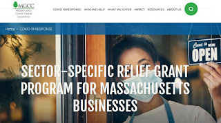 Town of Franklin, MA:  new grant program for MA businesses