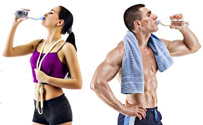 Importancia de tomar agua durante ejercicio