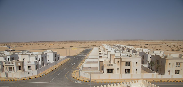 150 houses distributed to citizens in Duqm