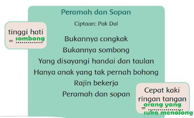 puisi Peramah dan Sopan www.simplenews.me