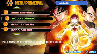 NOVA ISO!! NEW DBZ TENKAICHI TAG TEAM MOD DRAGON BALL ULTRA FIGHT V3 PARA ANDROID PPSSPP 2021