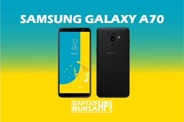 Samsung Galaxy J8 Harga dan Spesifikasi