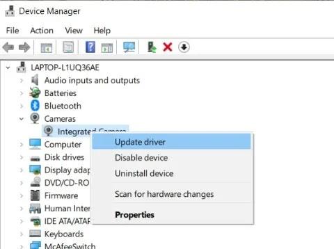 برنامج تشغيل تحديث Windows لا يستجيب 2