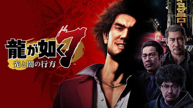 Yakuza 7 foi revelado oficialmente, e será um RPG de turno!