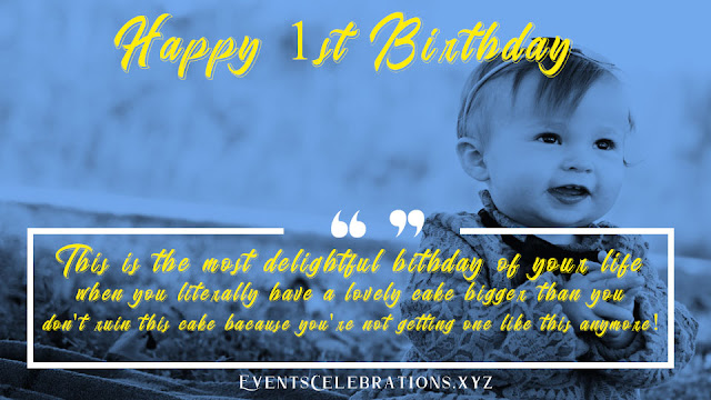 first birthday wishes for baby boy
