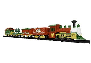 $18, Lionel Disney Mini Model Train Set