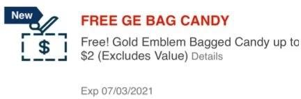 free candy at cvs crt coupon