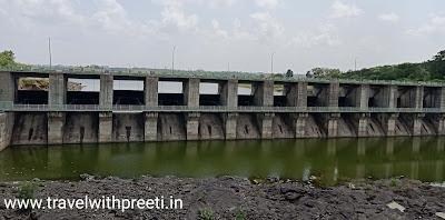 कलियासोत बांध भोपाल - Kaliyasot dam bhopal