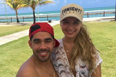 Após aumento de fãs, namorada de Gabriel Diniz fecha redes sociais
