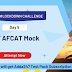 21 Days, 21 Free Challenging Mocks, AFCAT Test Challenge: Result Announcement