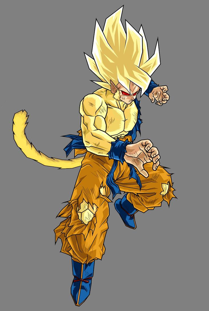 Super Saiyan 1