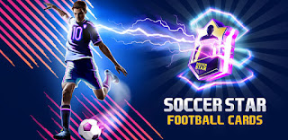 Soccer Star 2020 Football Cards: The soccer game
