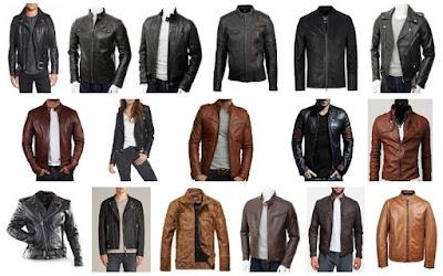 jaket kulit premium