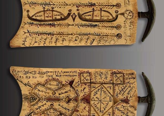 Mágicas tablas coránicas