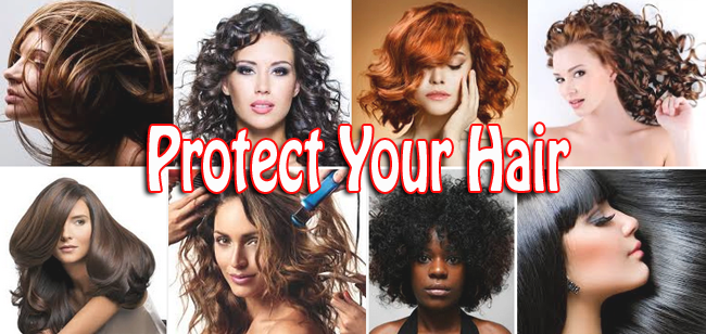 Use Natural Hair Products to Protect Your Hair