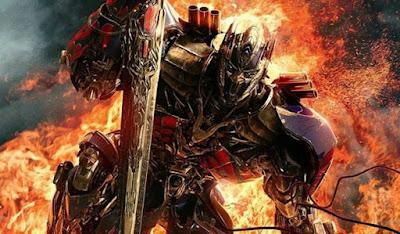 Una imagen de Transformers: el último caballero